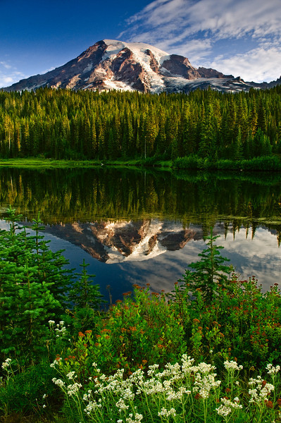 Reflection Lake - Mount Rainier NP
