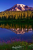 Reflection Lake Sunrise - Mount Rainier NP