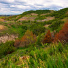 Layers Of Change Into The Valley - Theodore Roosevelt National Park, North Dakota