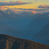 Images from Hurricane Ridge in the Olympic National Park Olympic National Park, Washington