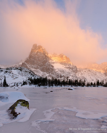Winter in RMNP