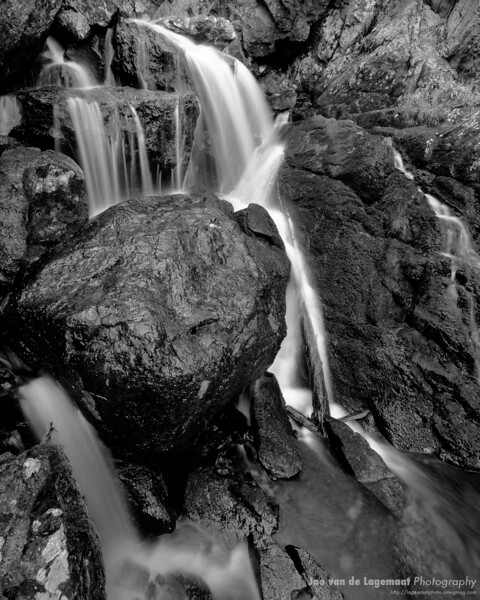 Big Rock black and white. Read more about these images here