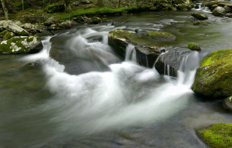 swirlpan Smoky Mountains National Park