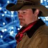 David, cowboy in Jackson Hole, Wy  Grand teton's