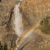 1260' tall Takakkaw Falls
