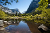 Mirror Lake in May, Yosemite