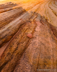 Lines and rock