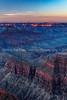 A North Rim Sunrise HDR VERT
