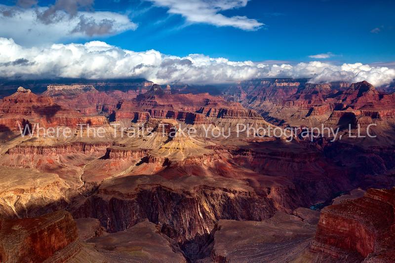 27  Afternoon at Hopi Point, Grand Canyon National Park, Arizona
