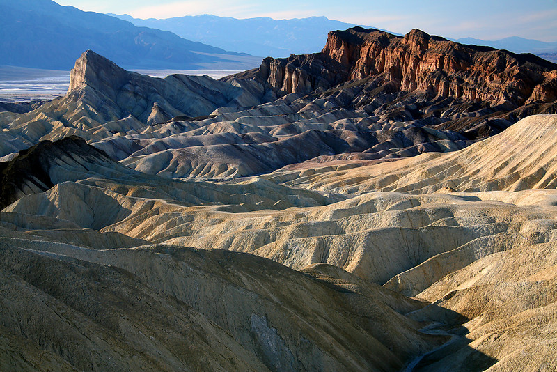 Ziebiskis Point - Death Valley National Park - CA