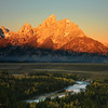 Snake River Overlook - Grand Teton National Park - WY