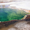 Basin Colors #4 - Yellowstone National Park