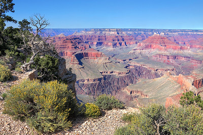 Hopi Point Rim - Grand Canyon National Park - AZ