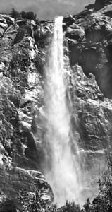 Bridalvail Falls - Yosemite