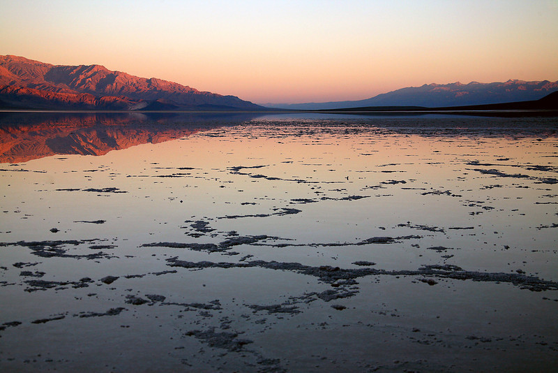 Badwater - Death Valley National Park - CA