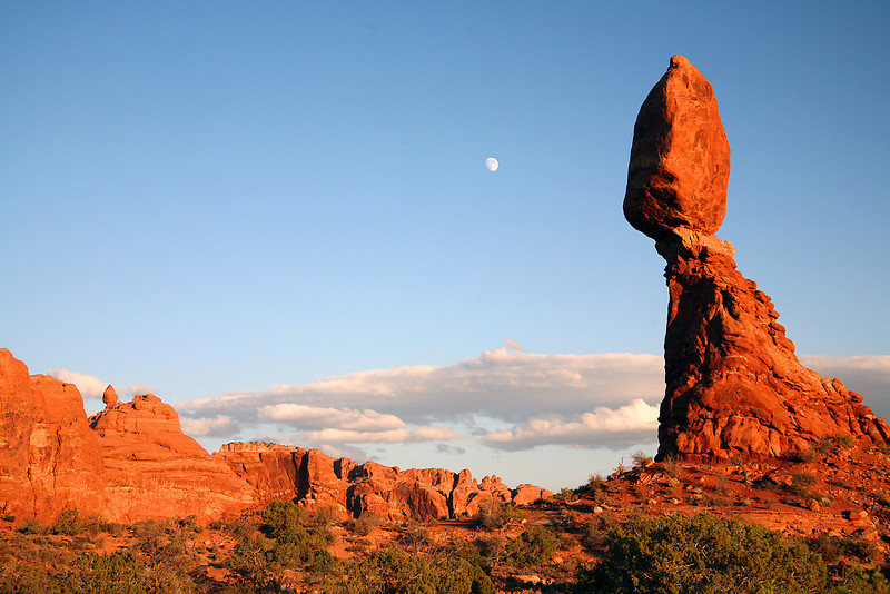 Balanced Rock - Arches National Park - UT