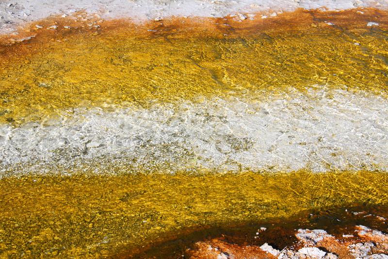 Basin Colors #6 - Yellowstone National Park