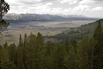 Yellowstone enterance