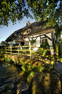 Fulling Mill, Alresford, Hants