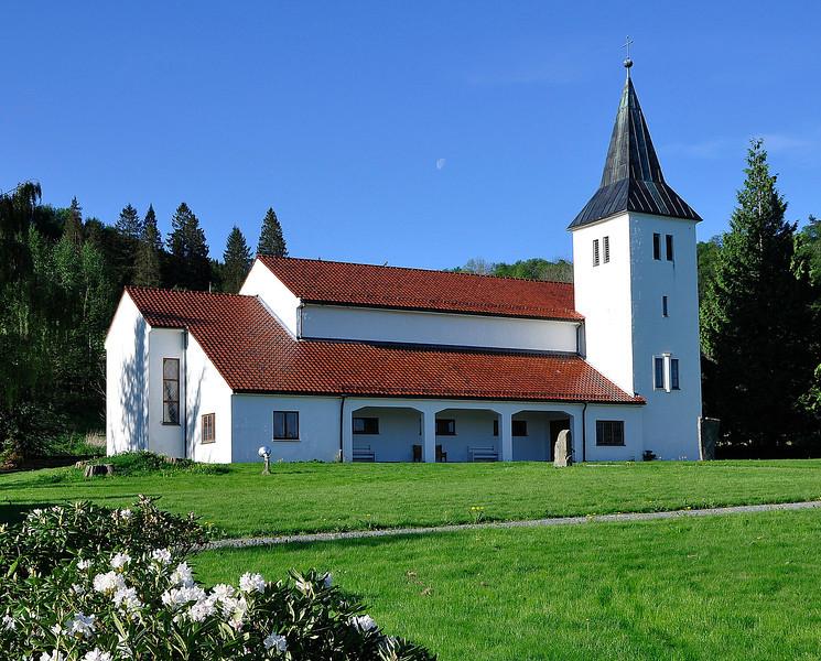 Fusa kyrkje<br /> <br /> Fusa church