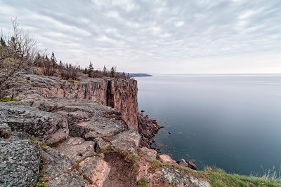 View from Palisade Head