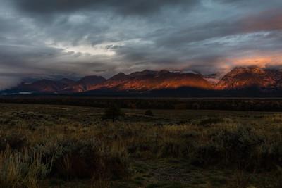 Fall Sunrise III
