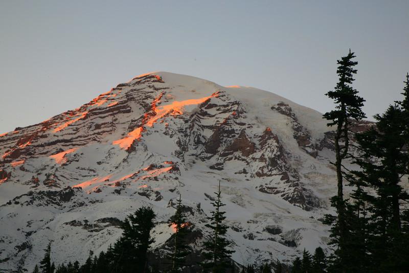 Mt  Rainier and surrounding area 2007 fall 007