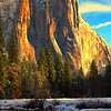 El Capitan.  Yosemite National Park, California