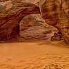Sand Dune Arch, Utah.