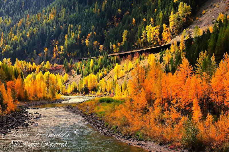 kalispell area, Montana