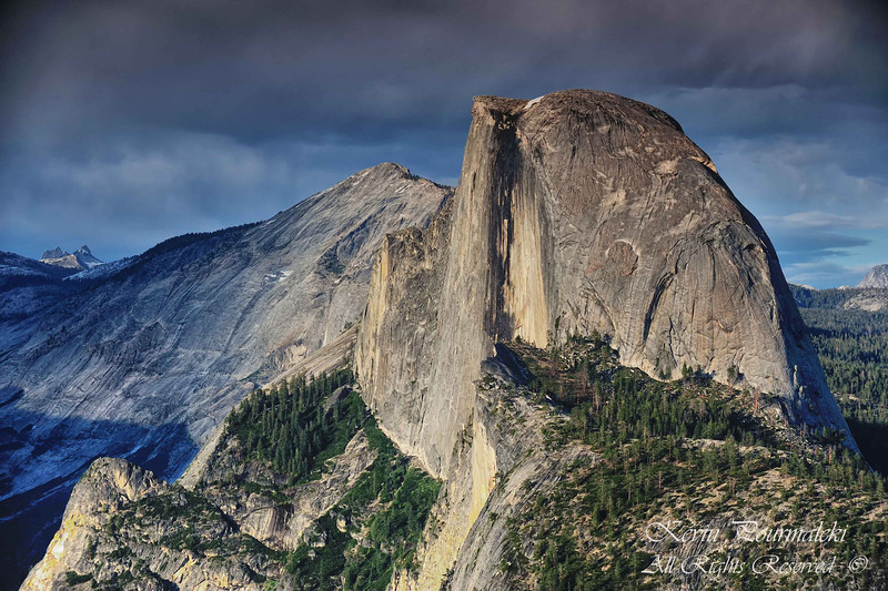 Half Dome. Yosemite National Park, California