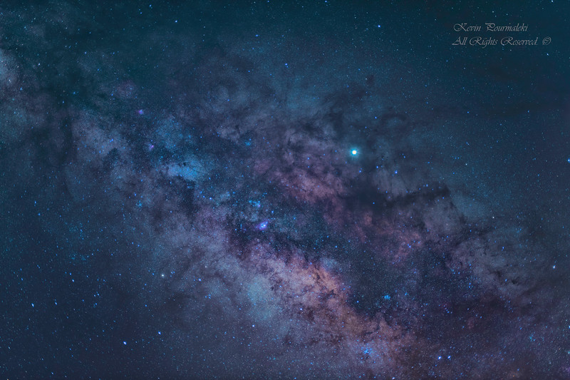 Milky Way, Florida