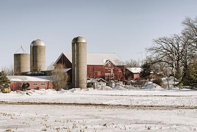 Rural Wisconsin Racine County