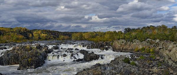 Great Falls Outside Washington DC