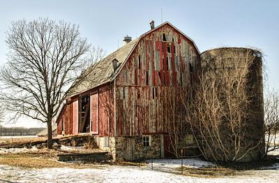 Rural Southeast Wisconsin Racine County
