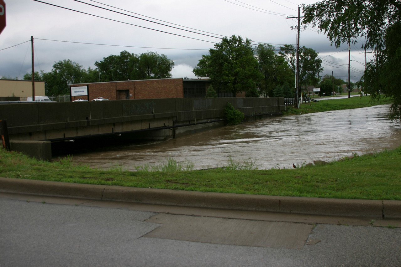 Lost Creek at 31st and Maple Avenue, Terre Haute