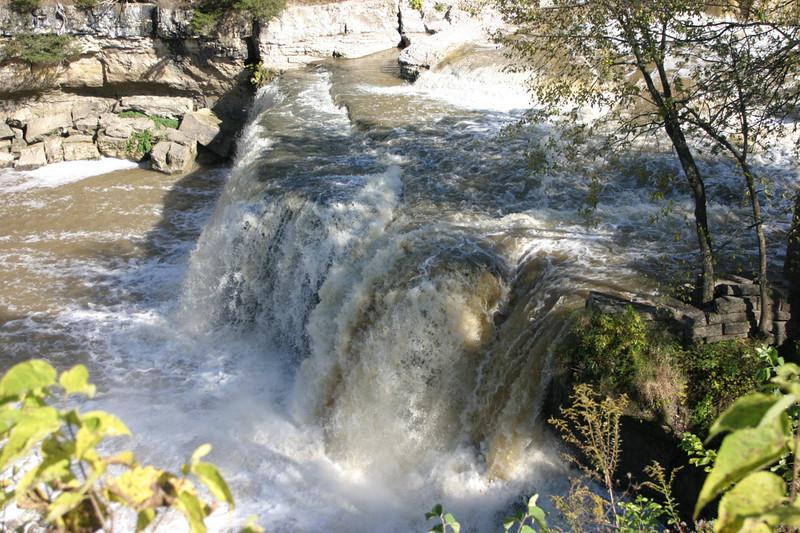 Cataract Falls, Oct 2009