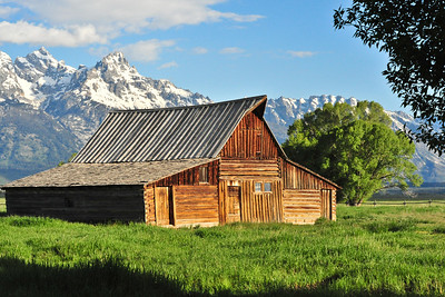 Jackson, Wyoming.