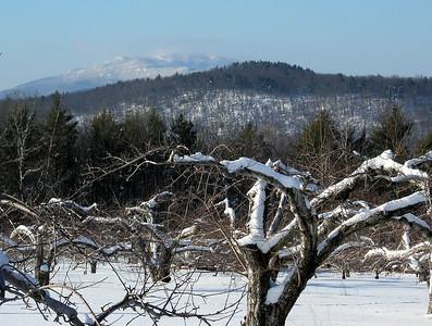 Mt Monadnock from Hancock, NH