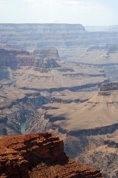 Distant view of the Colorado river
