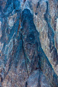Mt Laurel Abstract Detail - Sierra Nevada Mountains 3