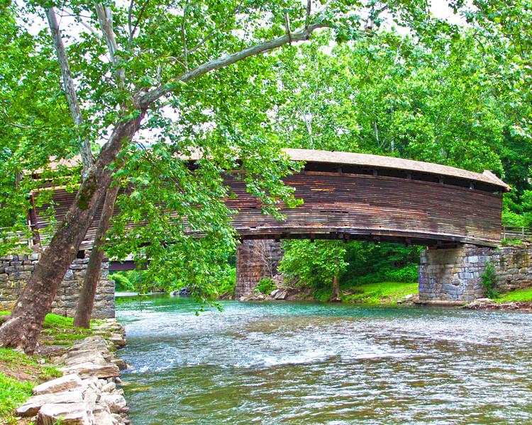 Humpback Bridge Virginia