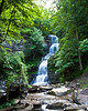 Waterfall near Gauley Bridge WV
