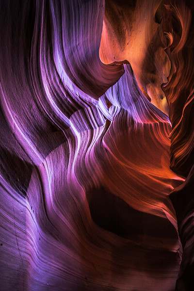 The Wave - Upper Antelope Canyon - Page, AZ