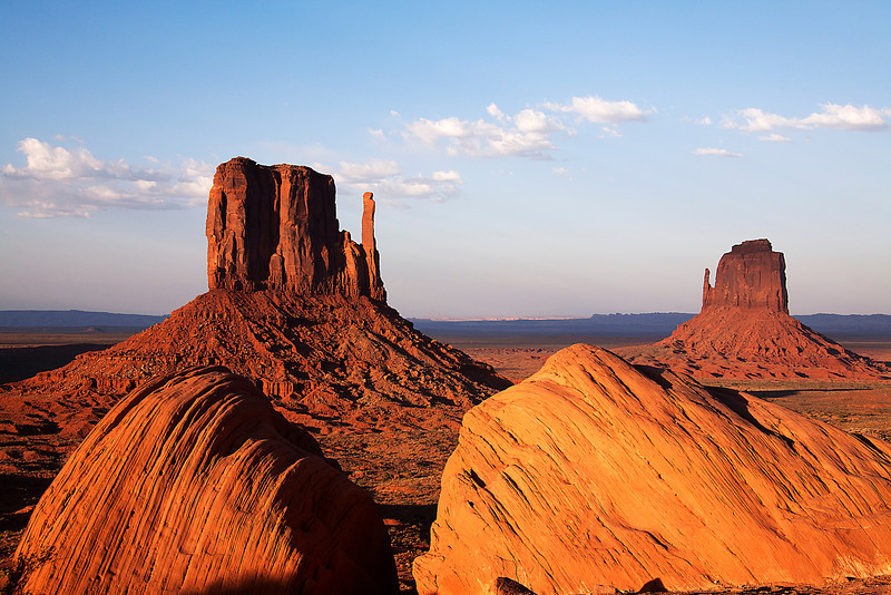 Doubles - Monument Valley, UT