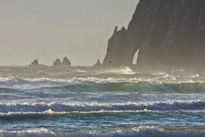 Neakhanie Beach and Per's Point  Oregon
