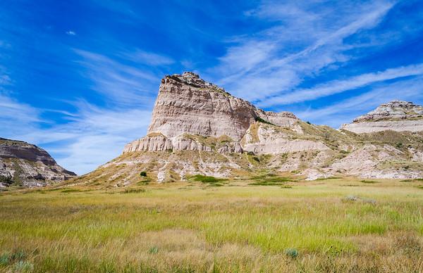 Scotts Bluff National Monument