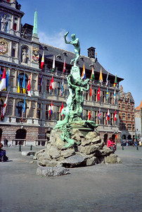 Antwerpen 10 april 1993