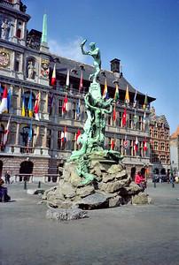 Antwerpen 10 april 1993