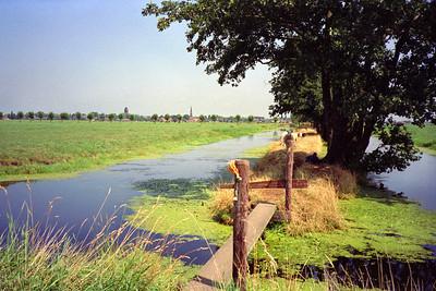 Uitzicht op Oudewater